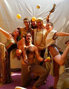 פסטיבל העת העתיקה